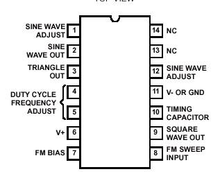 Skema Dari IC 8038